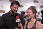 INTERVIEW: Bryan Forrest on the 'My Hero Academia: Two Heroes' Red Carpet