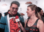 INTERVIEW: Slushii on the 'My Hero Academia: Two Heroes' Red Carpet
