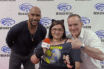 INTERVIEW: Henry Simmons & Clark Gregg - Marvel's Agents of SHIELD  - WonderCon 2019