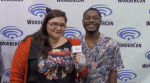 INTREVIEW: Kamil McFadden (Patriot) - Marvel Rising: Heart of Iron - WonderCon 2019