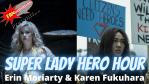 INTERVIEW: Erin Moriarty (Starlight) & Karen Fukuhara (Kimiko) from Amazon's The Boys