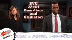 REVIEW: Law & Order: Special Victims Unit - 22x01 Guardians and Gladiators on S-Re-View podcast