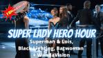 REVIEW: Superman & Lois Premiere, plus Batwoman, Black Lightning, and WandaVision on Super Lady Hero Hour