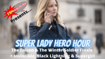 REVIEW: The Falcon & The Winter Soldier Finale, plus Invincible, Supergirl, and Black Lightning on Super Lady Hero Hour