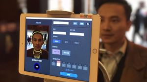 Facial ID using iPad