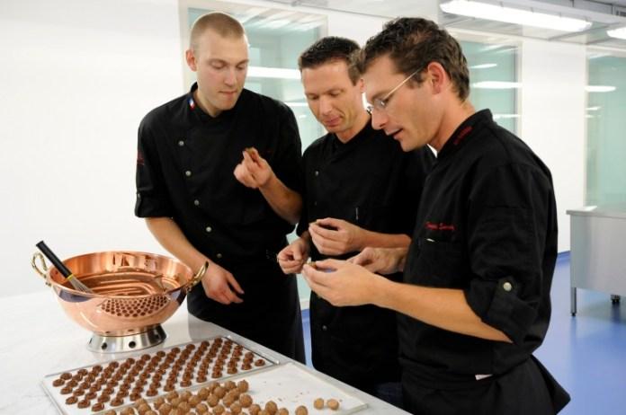 nestle master chocolatiers