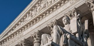 picture of outside the US Supreme Court
