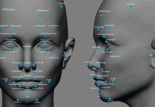 facial recognition points