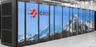 CSCS Swiss Supercomputer
