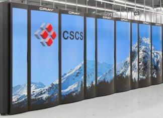 CSCS Swiss Supercomputer