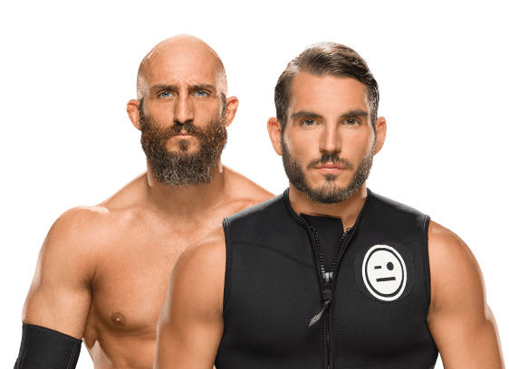 Plans for Gargano-Ciampa at Takeover: New Orleans