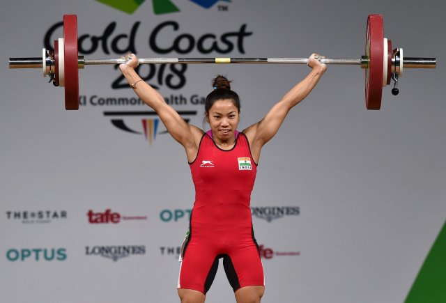 Mirabai Chanu shatters all records en route her Gold