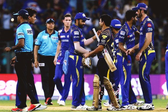 Inconsistent KKR batting order hangs MI in the balance