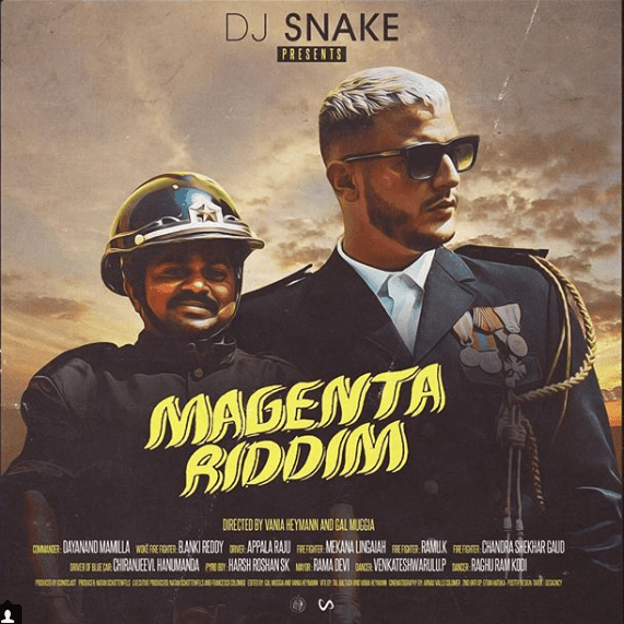 Song of the Week : DJ Snake – Magenta Riddim