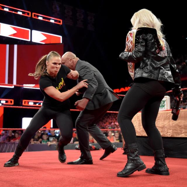 WWE RAW 18/06: Questions we would like the Answers to