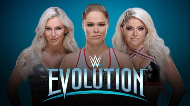 Major Spoiler Alert for Evolution and SummerSlam Championship Match