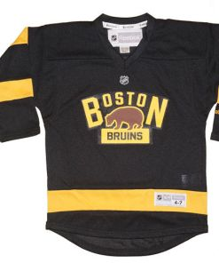 Boston Bruins NHL Jersey