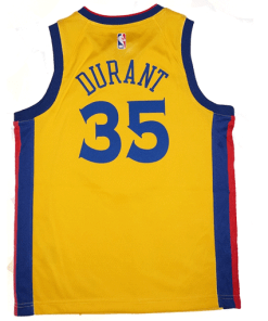 Kevin Durant Jersey 35 NBA