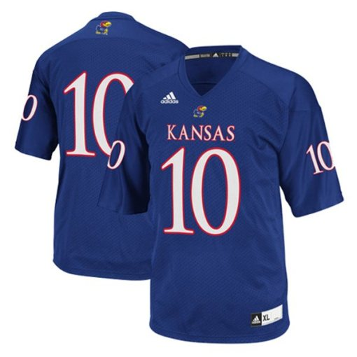 Adidas NCAA Notre Dame Fighting Irish Kansas #10 Football Premier Team Color Jersey