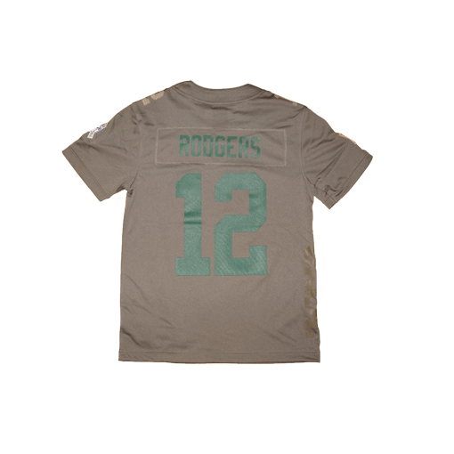 Rodgers 12 Jersey