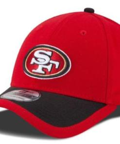 San Francisco 49ers Red Flex Hat