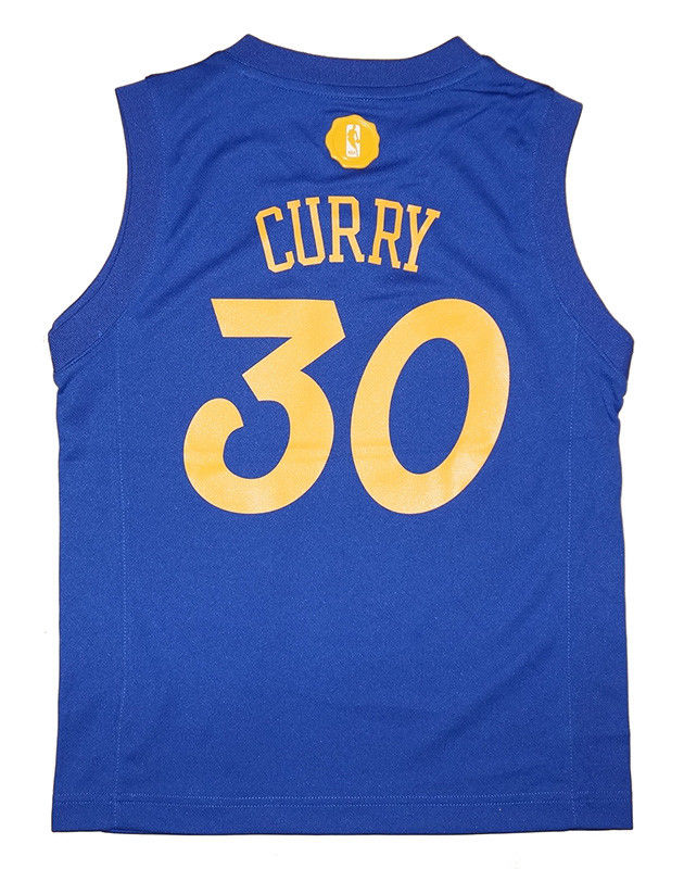 new styles e9385 02cb8 Youth Stephen Curry #30 Golden State Warriors NBA Adidas '16 ...