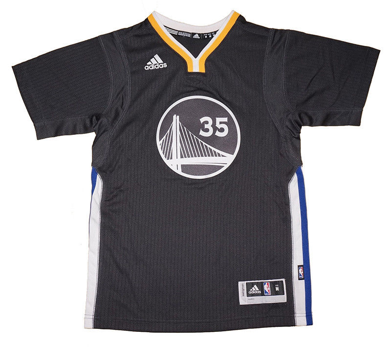 best service 946d2 a7f78 Youth Kevin Durant #35 Golden State Warriors NBA Adidas ...