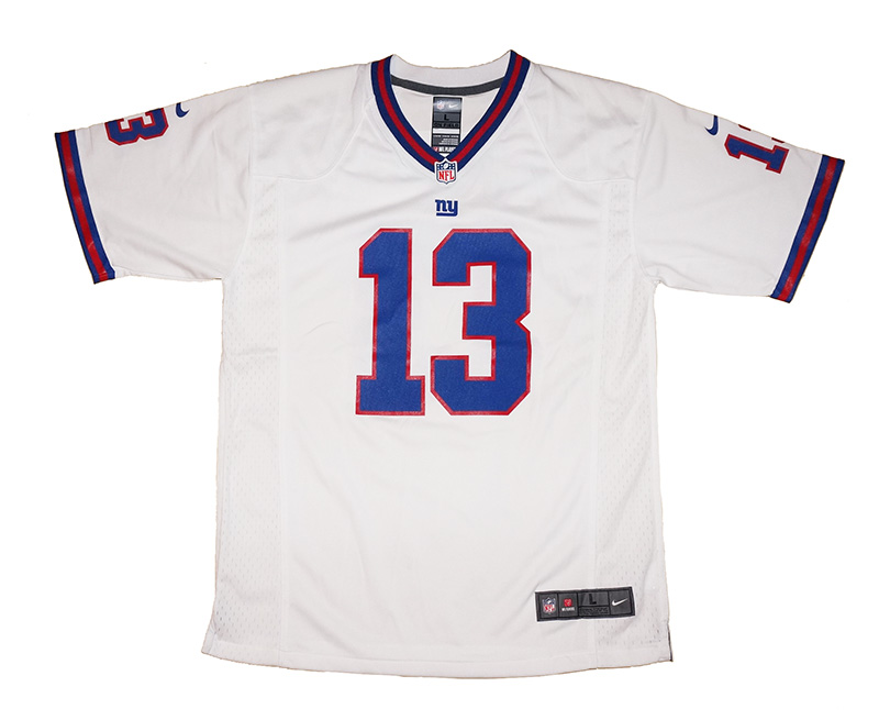 official photos ce2fd f2b1c Youth Nike Odell Beckham Jr. #13 New York Giants NFL Color ...
