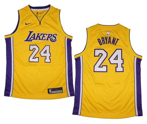 Kobe Bryant Los Angeles Lakers NBA Jersey Fanwears