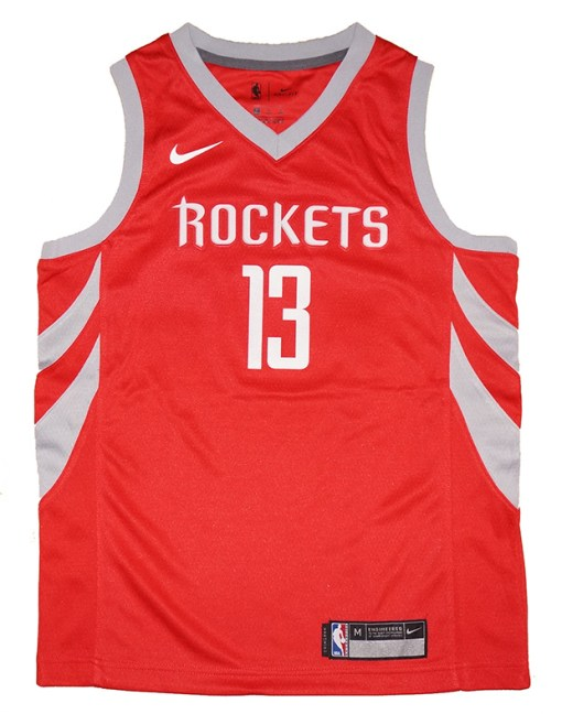 James Harden Houston Rockets Jersey NBA Fanwears