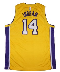 Los Angeles Lakers Brandon Ingram NBA Jersey Fanwears