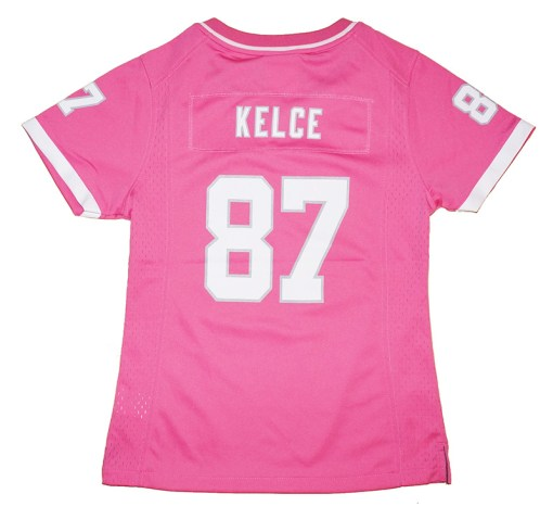 Travis Kelce Kansas City Chiefs NFL Jersey Fanwears