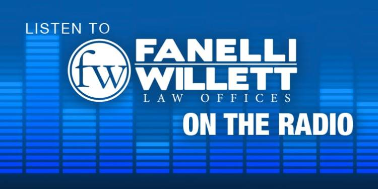 Fanelli Willett on the radio