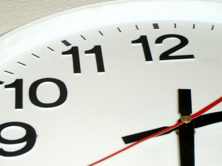 clock - overtime rules