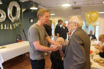 Brian Downing and Bob