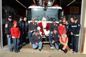 Santa 2012 Group