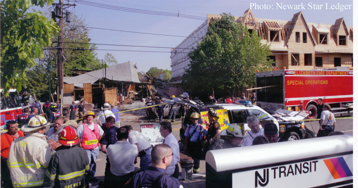 Building Collapse 2007