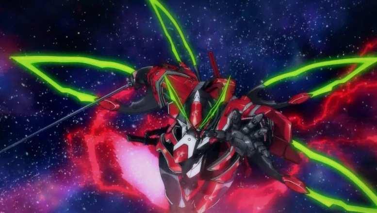 Kakumeiki Valvrave izle 2 anime