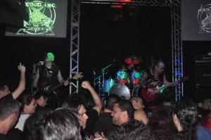 Venom Inc live @ the Rock Experience Club, RJ 17/12/2015