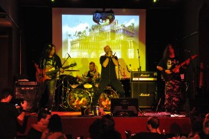 Hevilan @ Gillan's Inn SP 5/12/15