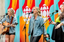 The Heels - CBC Plaza, Vancouver - 24th July, 2019