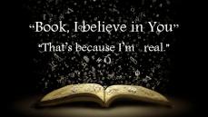 book i believe
