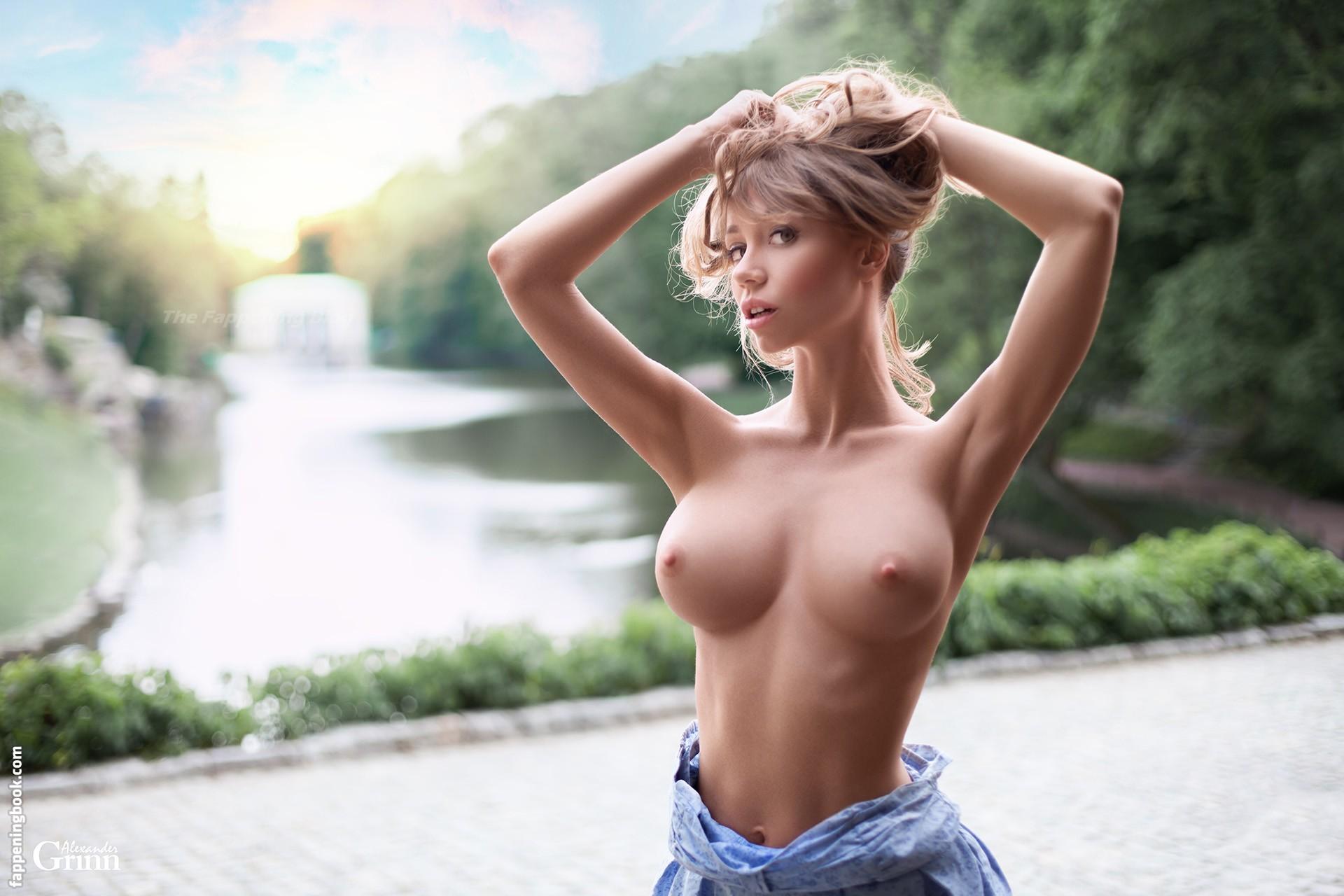 Alisa Kuznetsova Nude