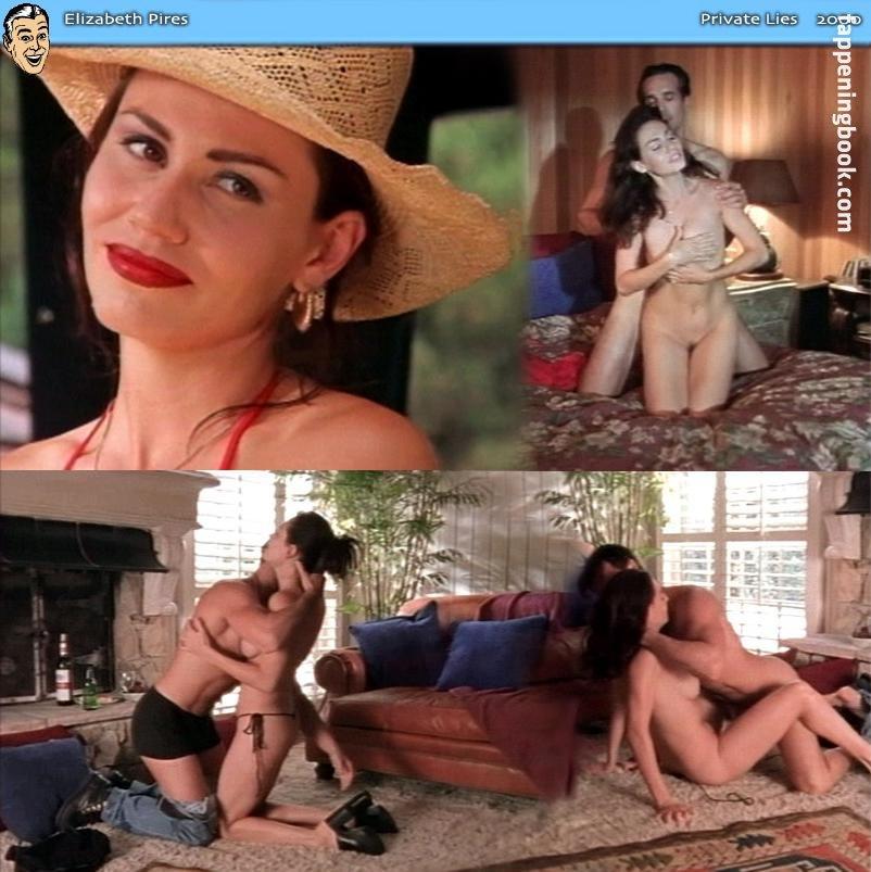 Elizabeth Pires Nude