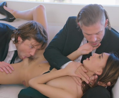 Jannice Griffith Threesome