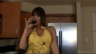 Ava Devine is one hungry cock sucking Milf
