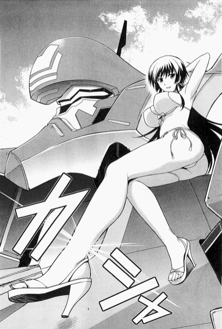Muv-Luv Alternative Total Eclipse 3 _160