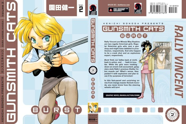Gunsmith Cats Burst v2 (1)