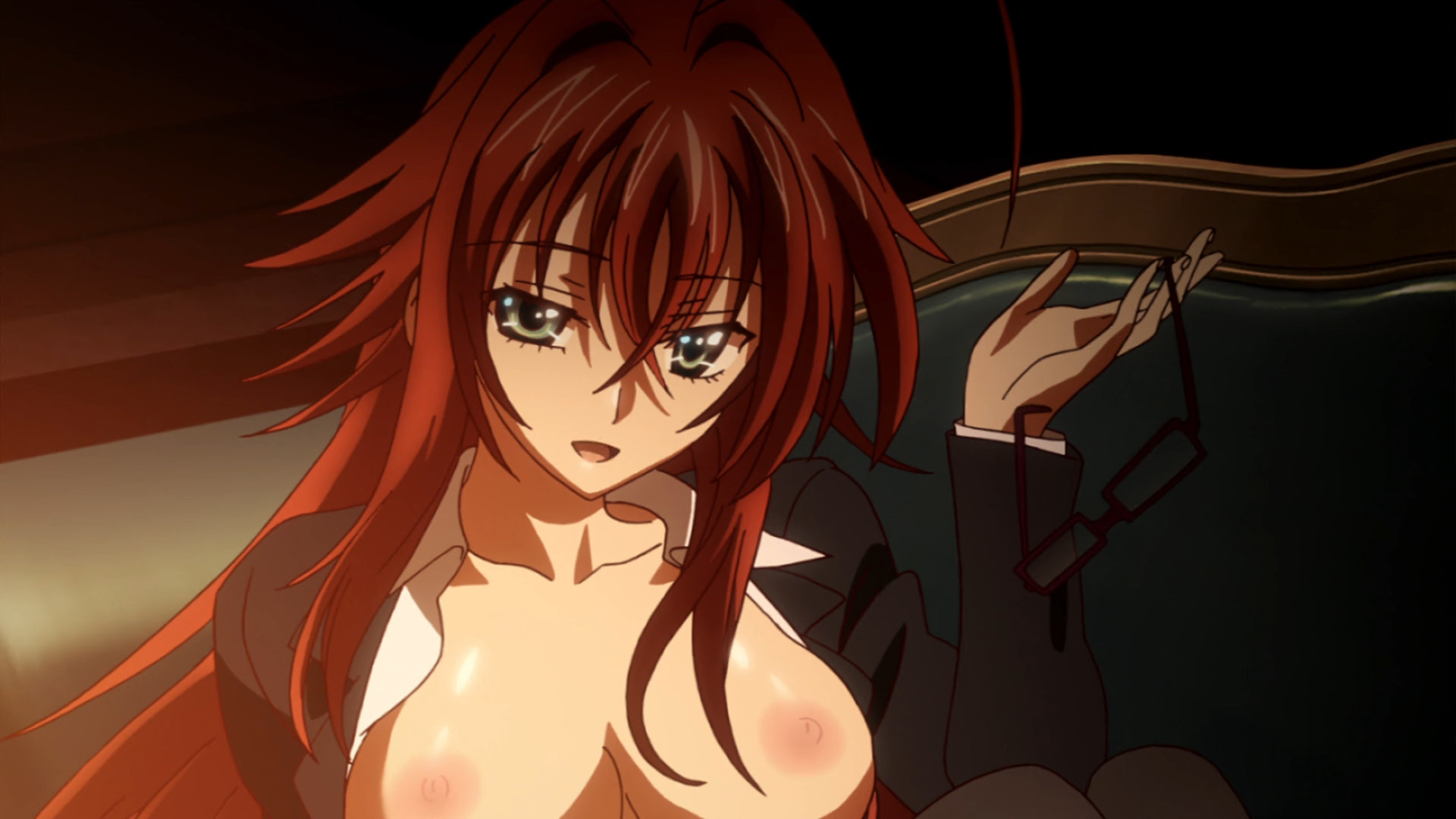 high school dxd born 1st special fanservice compilation