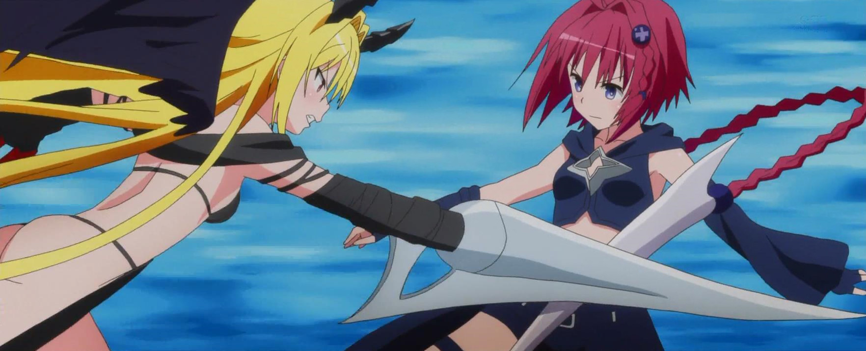 [Ohys-Raws] To Love-Ru Trouble - Darkness 2nd - 13v2 (BS11 1280x720 x264 AAC).mp4_snapshot_19.24_[2015.10.28_18.33.34]_stitch